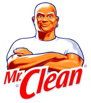 Mr Clean Mascot