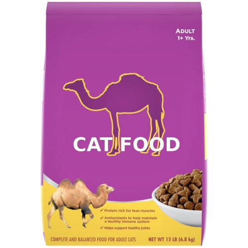 Cat Food Camel