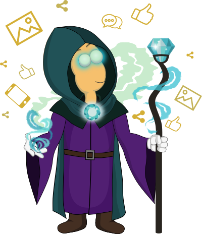 Maurits the Martian Archmage Digital Marketing