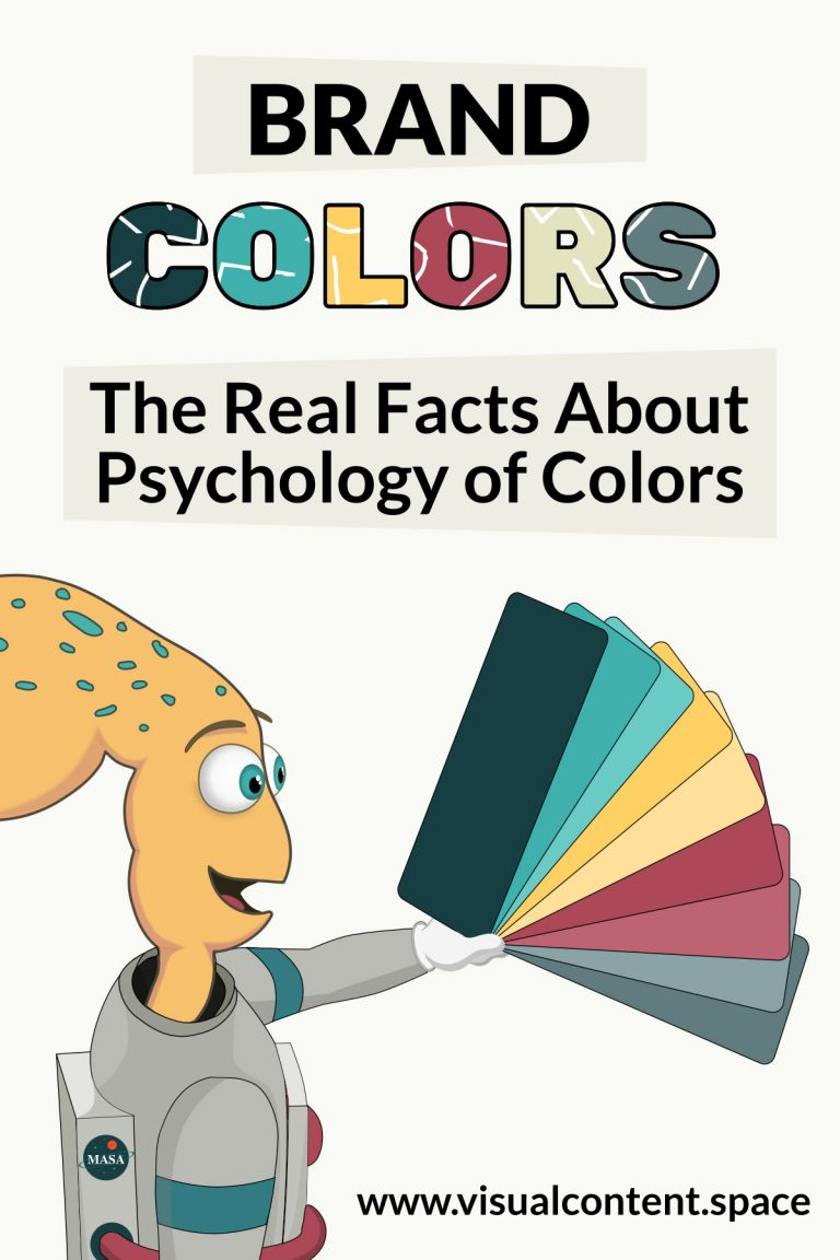 choosing brand colors, color palettes