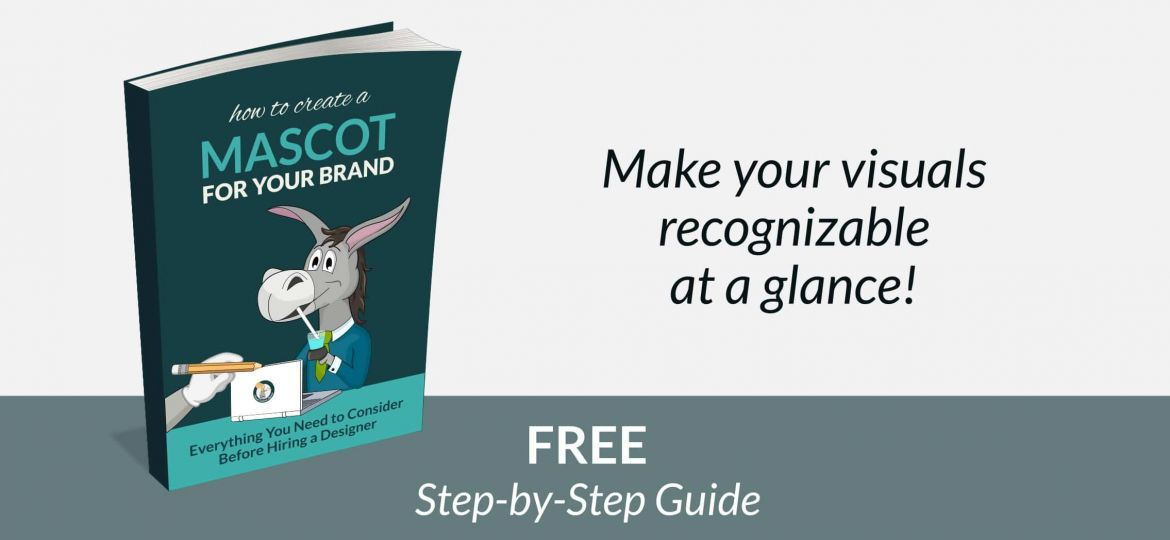 free guide mascots and brand characters